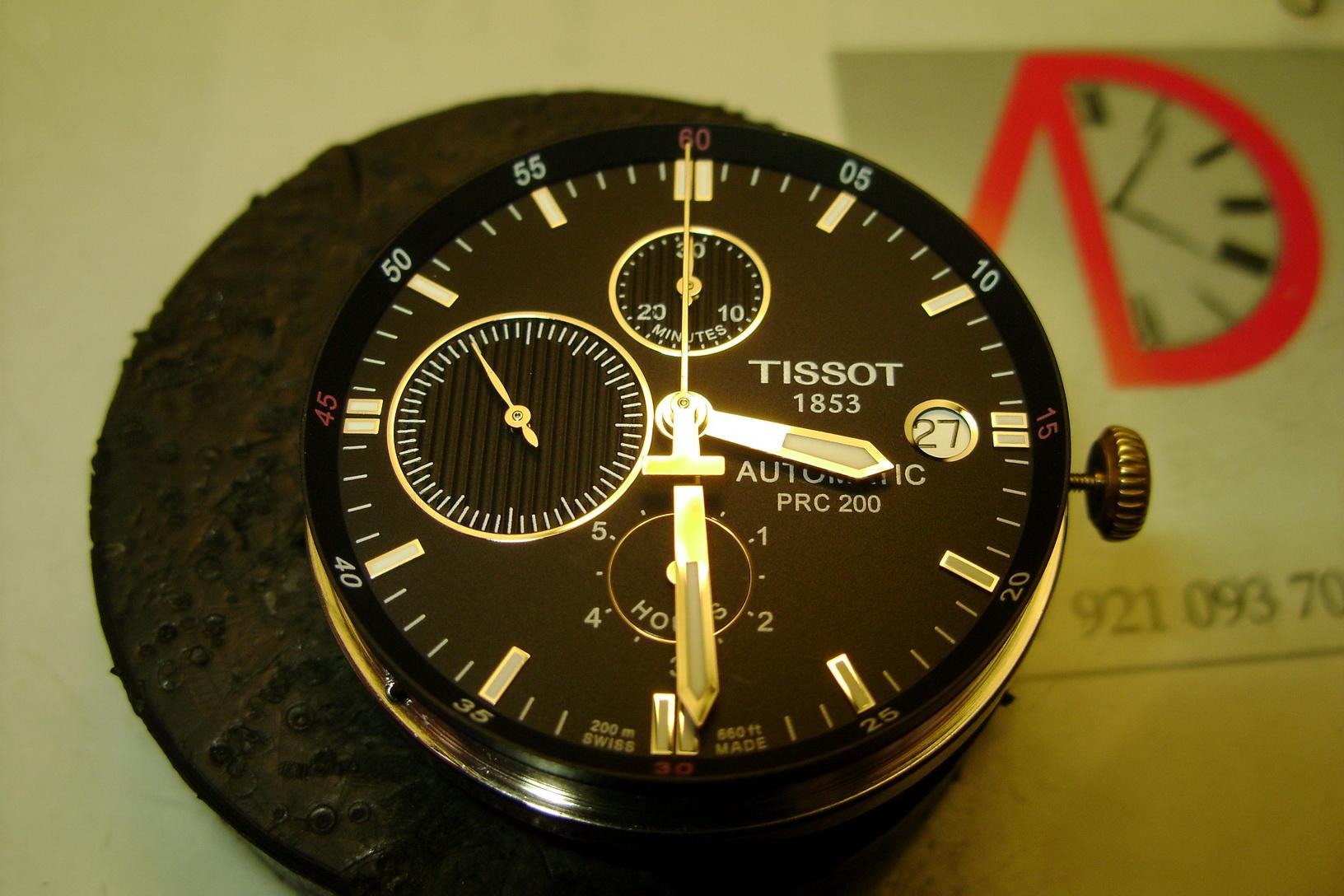 Мужские часы Tissot - Conquest-watchesru